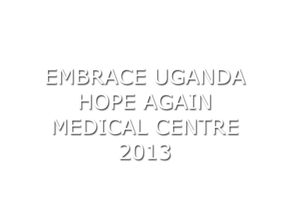 Hope Again Medical Centre